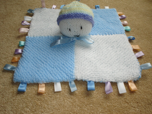 TAGGIE BLANKET KNITTING PATTERN